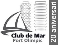 Logo del Club de Mar Port Olímpic